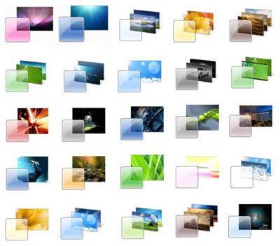 91 тема Windows 7